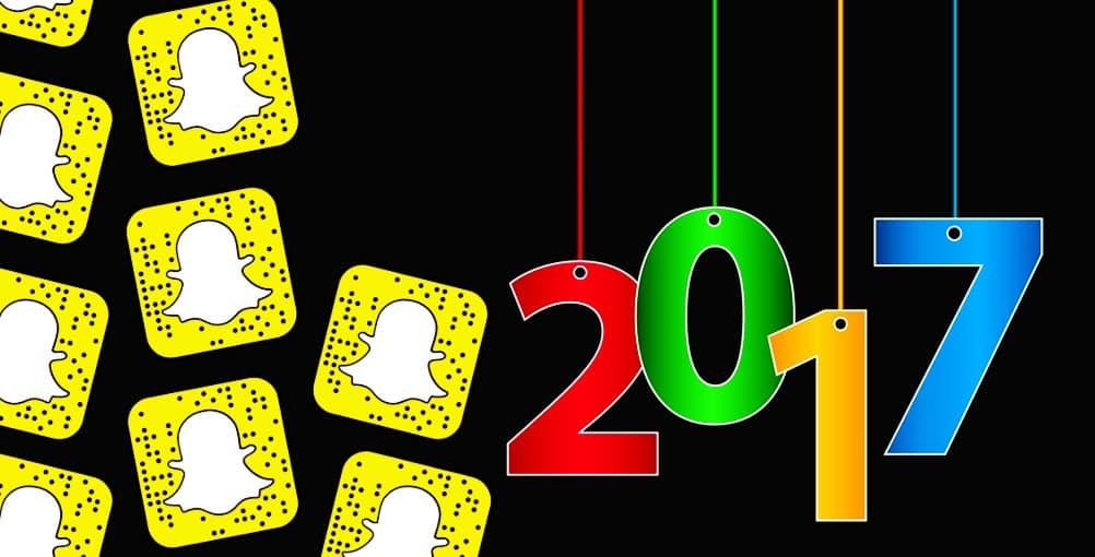 Snapchat Yılbaşı Filtreleri Nasıl Kullanılır?