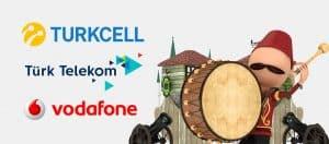 Turkcell – Vodafone – Türk Telekom Sahur Paketi