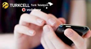 Avea(Türk Telekom) – Vodafone – Turkcell Kontör Hilesi