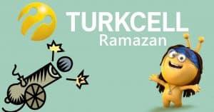 Turkcell Ramazan Hediyesi 2020