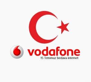 Vodafone 15 Temmuz Kampanyası Nasıl Yapılır?