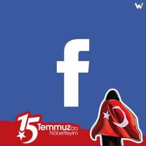 Facebook Profil Fotoğrafına 15 Temmuz Nasıl Eklenir?