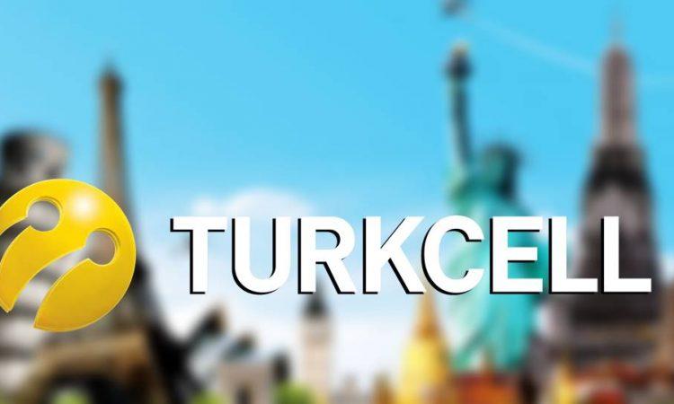 Turkcell Tarifen Yurt Dışında Geçerli Kampanyası