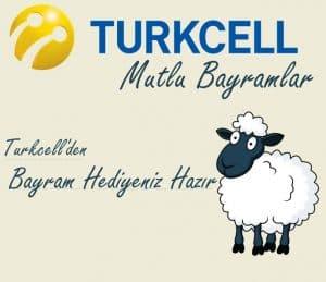 Turkcell Kurban Bayramı Hediyesi 2018