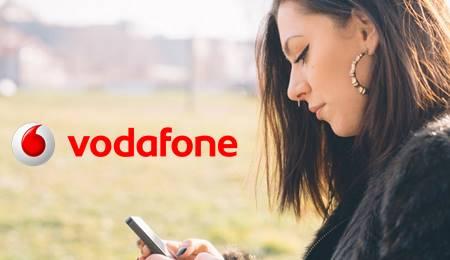 Vodafone 4.5G Bedava İnternet Paketi
