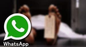 Ölen Kişinin WhatsApp Hesabı Nasıl Kapatılır?
