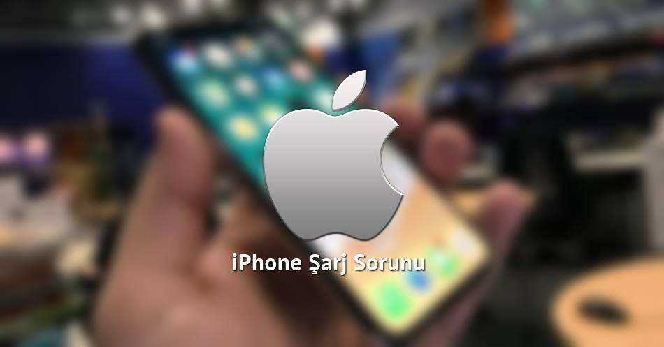 iPhone Şarj Varken Kendiliğinden Kapanıyor Sorunu