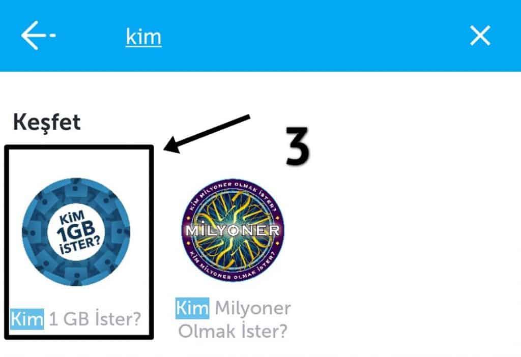 Turkcell Kim 1 GB Bedava İnternet İster Nasıl Yapılır?