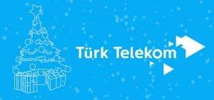 Türk Telekom 2018 Yılbaşı Bedava İnternet Hediyesi