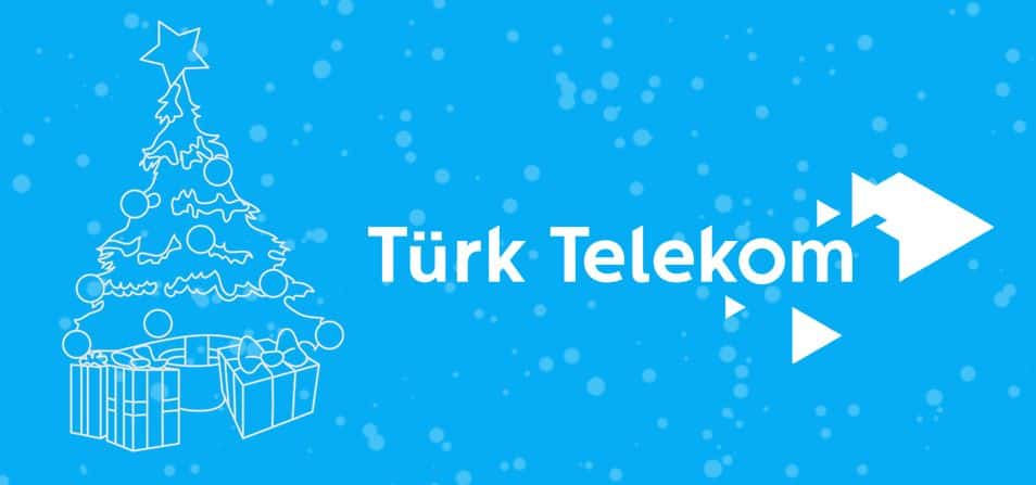 Türk Telekom 2019 Yılbaşı Bedava İnternet Hediyesi
