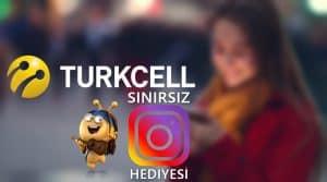 Turkcell Yılbaşı Bedava Instagram Kampanyası