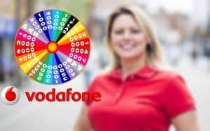 Vodafone Bana Ne Var Çark ile Bedava İnternet