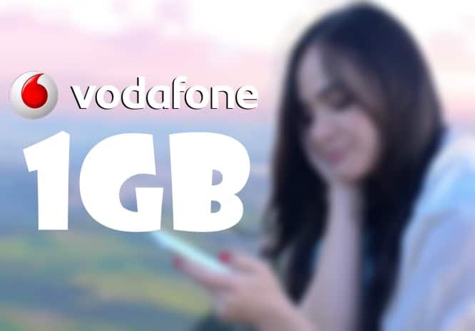 Vodafone Yeni Yıl Bedava İnternet Paketi