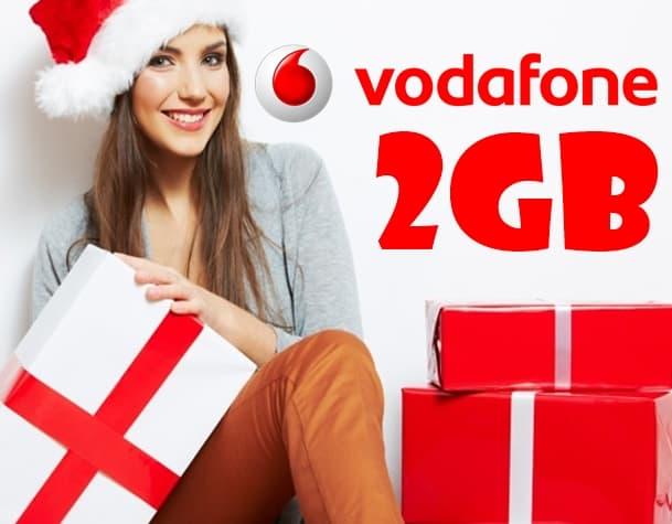 Vodafone Yıl Başı Kampanyası Nasıl Yapılır?