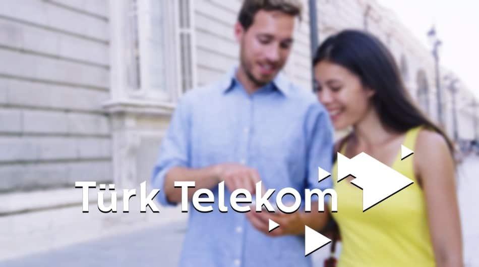 Türk Telekom Sevgililer Günü Kampanyası