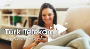 Türk Telekom Selfy Bedava İnternet Kampanyaları