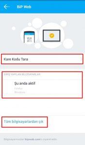 Bip Messenger Web Özelliği Nasıl Kullanılır?
