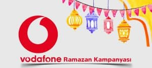 Vodafone 2018 Ramazan Kampanyası Nasıl Yapılır?