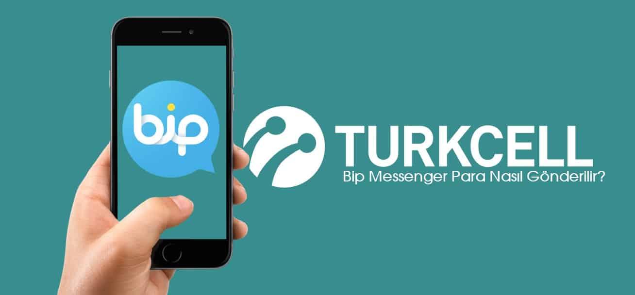 Bip Messenger Para Nasıl Gönderilir?