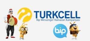 Turkcell Bip Messenger Ramazan Kampanyası