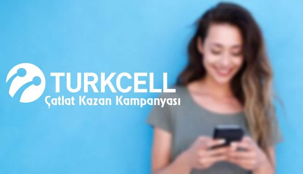 Turkcell Çatlat Kazan Kampanyası