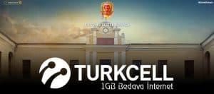 Turkcell GS Destek 1GB Bedava İnternet Kampanyası